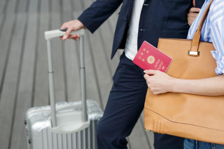 配偶者の台湾旅行